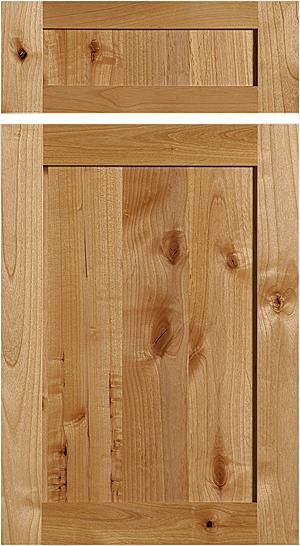 #113 Shaker Reverse Raised Panel & Door Style Details for #113 Shaker Reverse Raised Panel